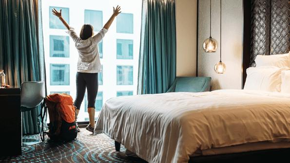 Khách sạn và căn hộ